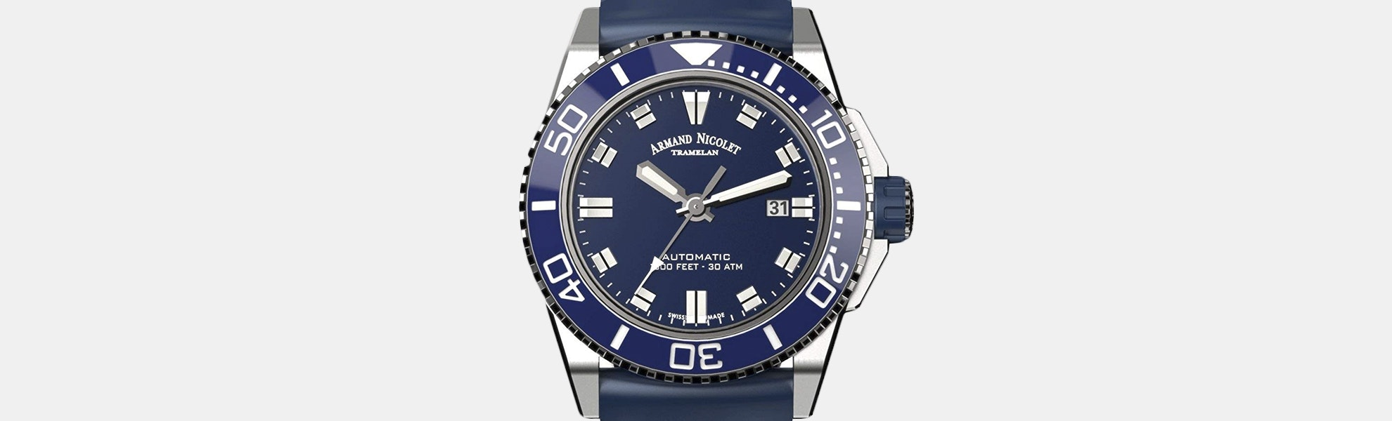 Armand Nicolet JS9 Automatic Watch