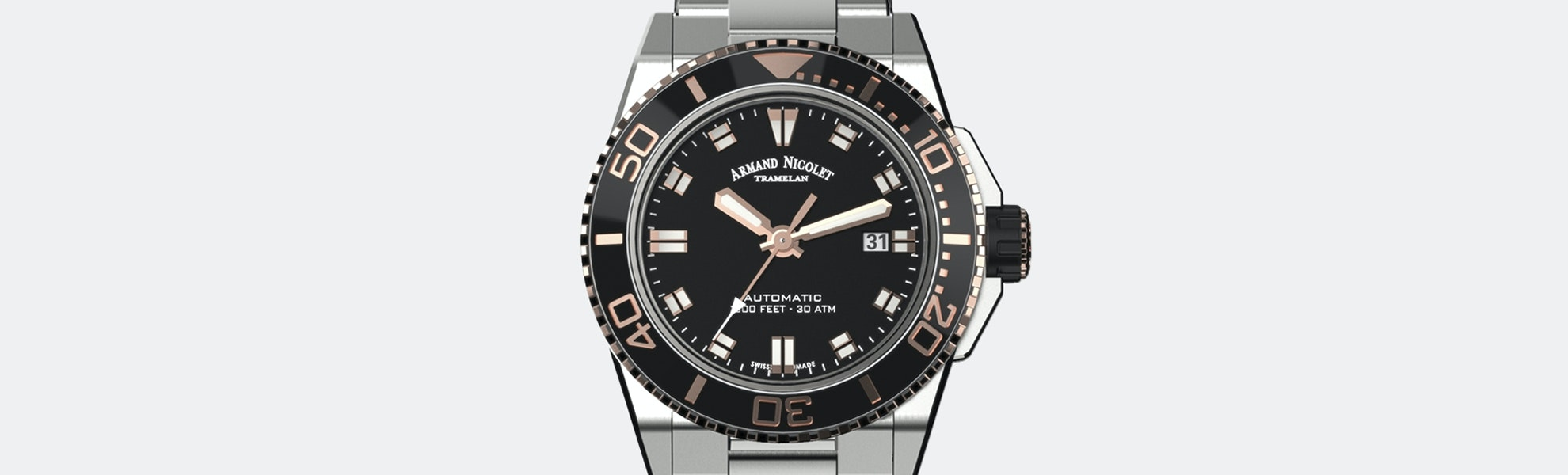 Armand Nicolet JS9 Automatic Watch