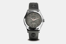 9740A-GS-G9660 | Gray Dial, Rubber Strap
