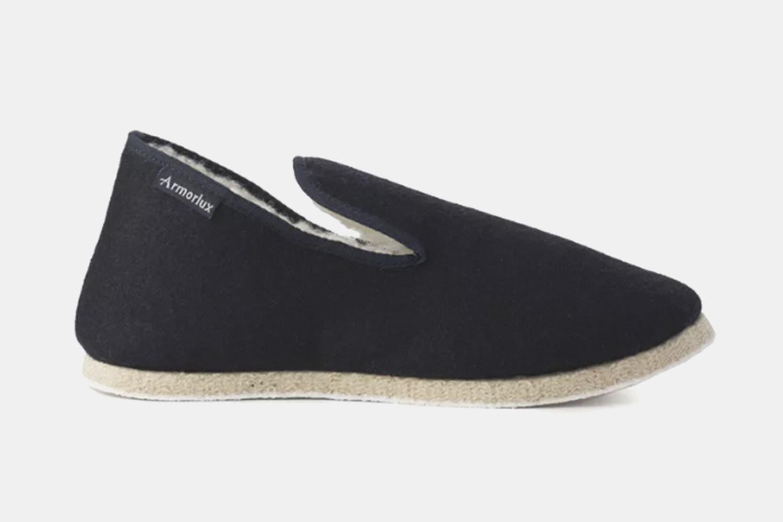 Wool Slippers - Navire