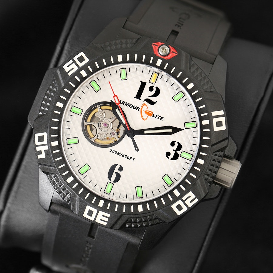 ArmourLite Caliber T25 Tritium Automatic Watch Set