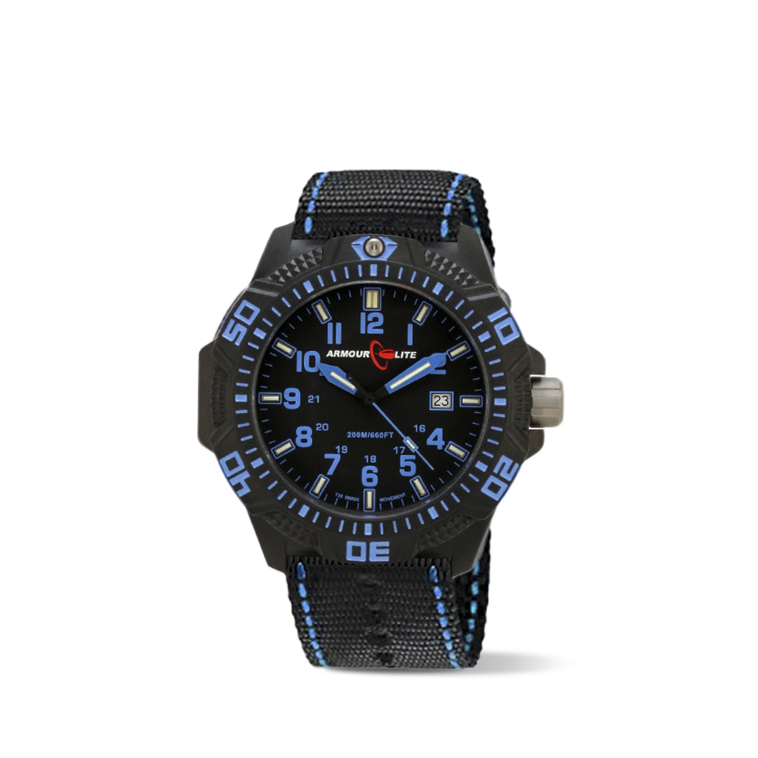 ArmourLite Tritium Caliber Series Watch