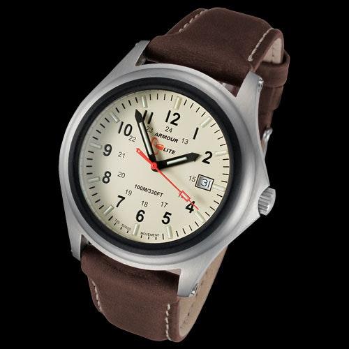 ArmourLite Shatterproof Tritium Field Watch