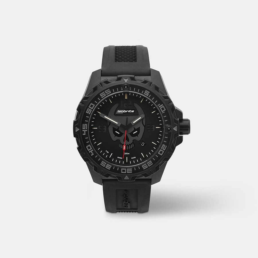 Exclusive: ArmourLite Isobrite Night Enforcer Watch