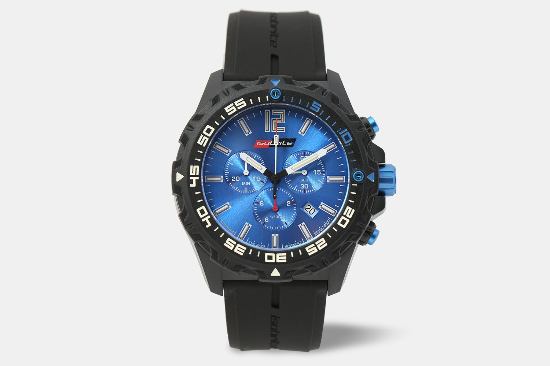 Isobrite T100 Tritium Chronograph Watch Kit