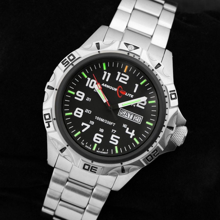 ArmourLite Professional T25 Tritium Watch Set