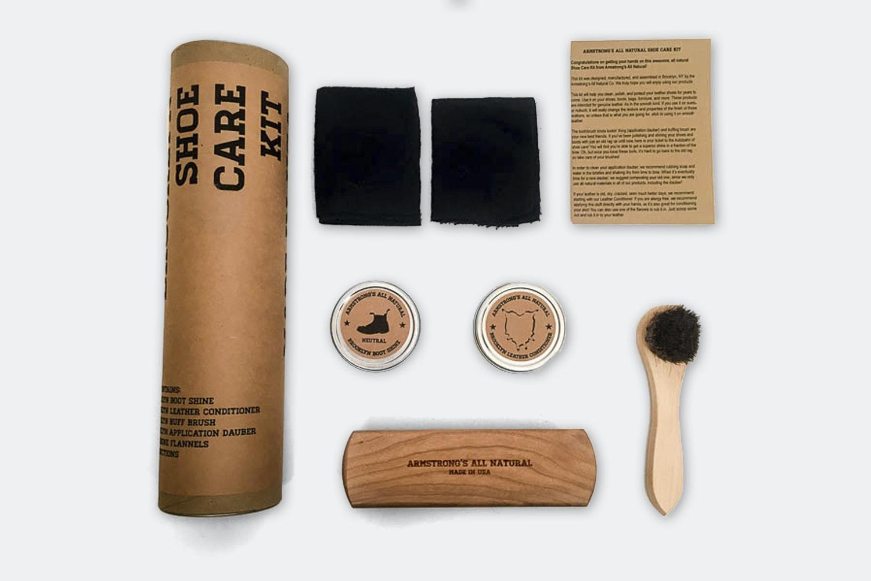 Shoe-care kit