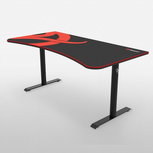 Arozzi Arena Adjustable Gaming Desk Lowest Price And