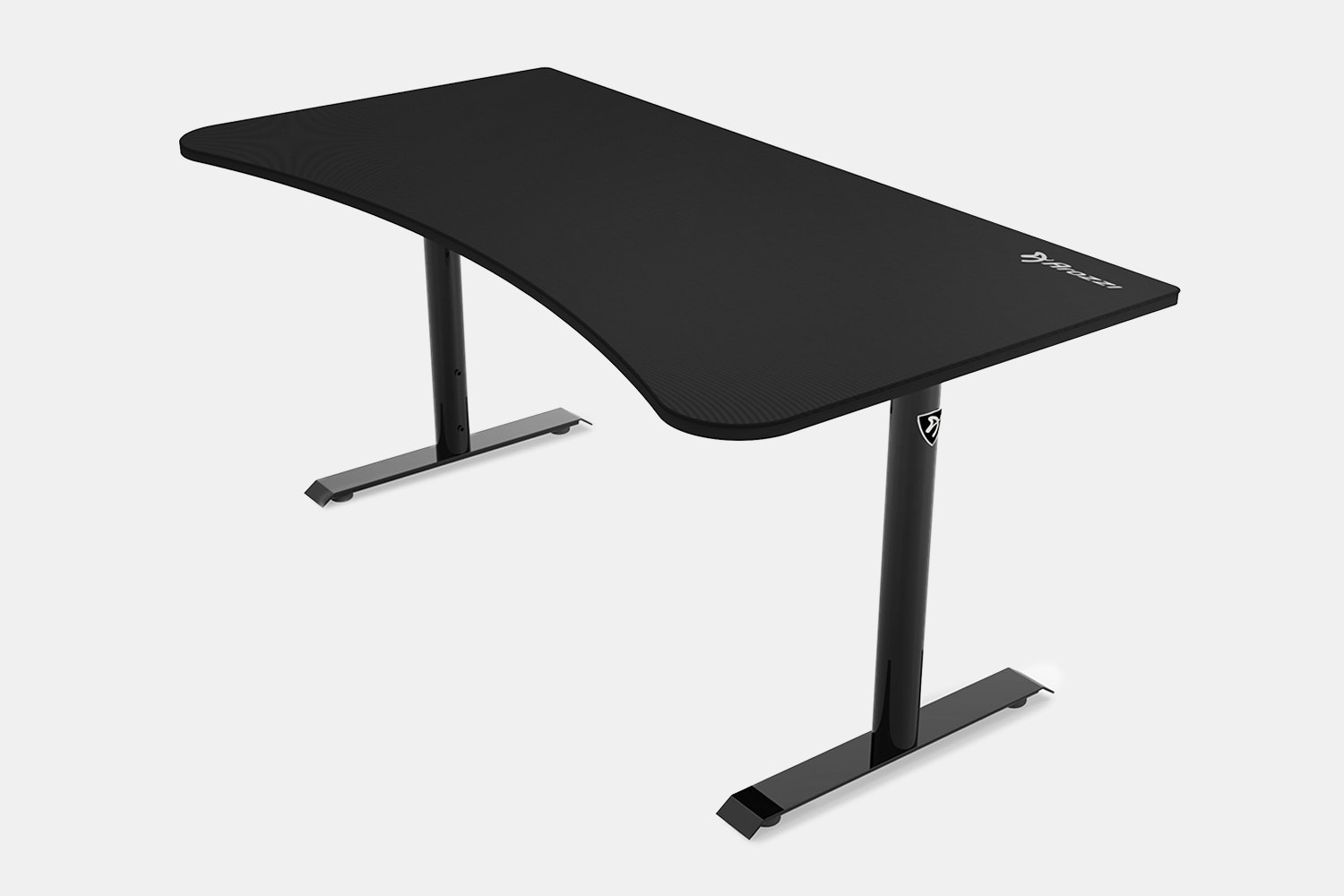 arozzi arena gaming desk price reviews massdrop rh massdrop com black gaming computer desk black gaming desk ikea