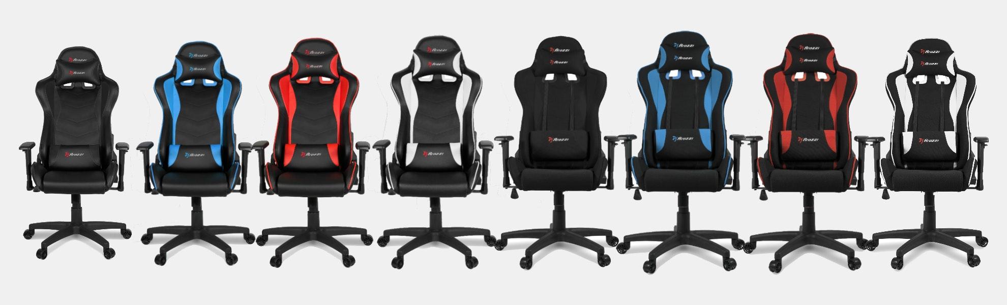 Arozzi Forte Ergonomic Gaming Chairs