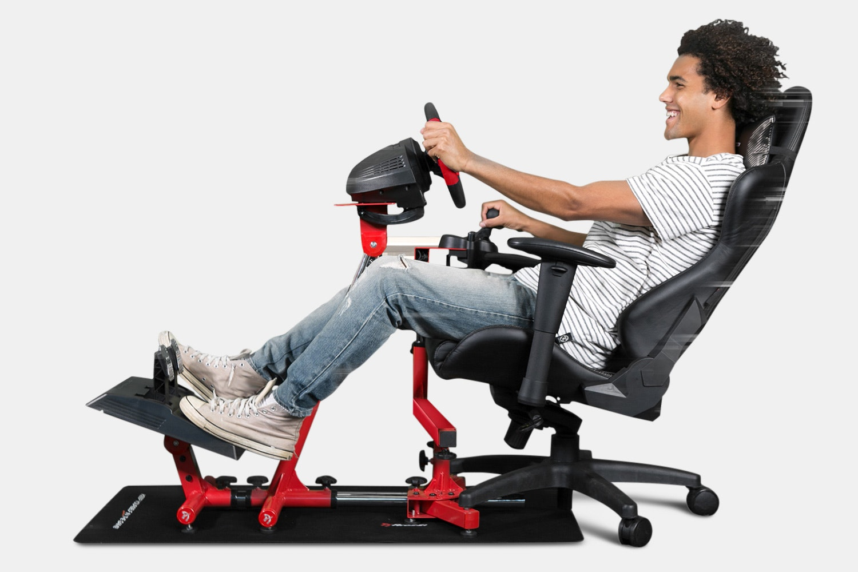Arozzi Velocità Racing Simulator – Massdrop Debut