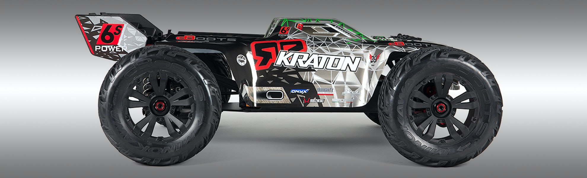 Arrma Kraton BLX 6S V2 RTR