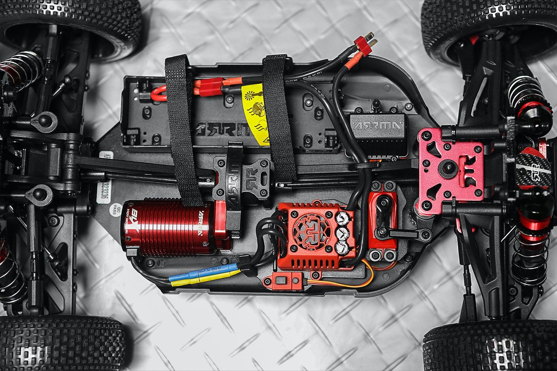 Arrma Typhon 4WD Brushless Buggy RTR