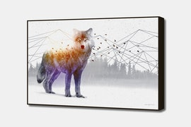 A Wildernesswithin | Wolf - White