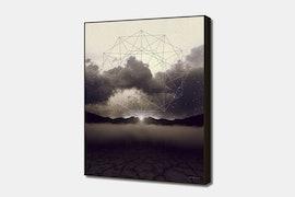 Beyond The Fog Lies Clarity | Dawn - Brown