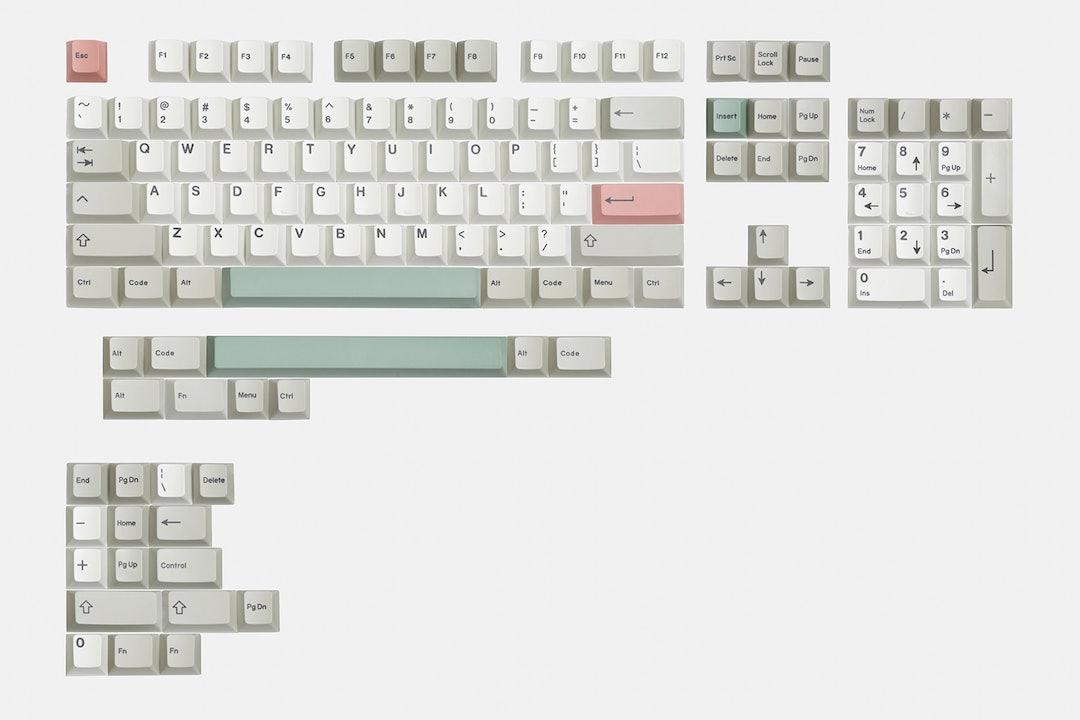 Artifact Bloom Series Keycap Set: Futures