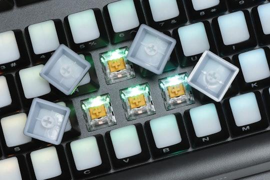 Artifact Bloom Series Keycap Set: Glow