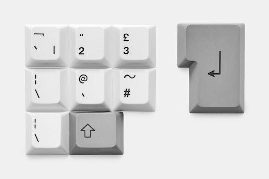 Artifact Bloom Series Keycap Set: Noir