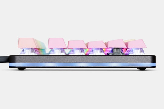 Artifact Bloom Series Keycap Set: Rainbow