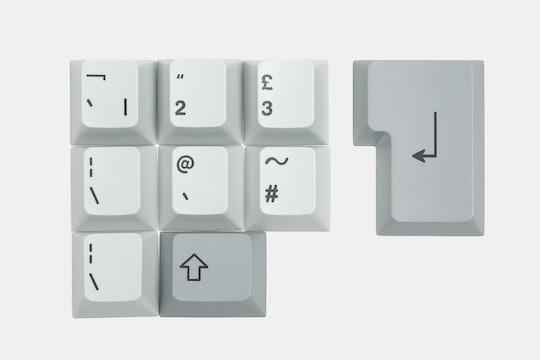 Artifact Bloom Series Keycap Set: Vintage