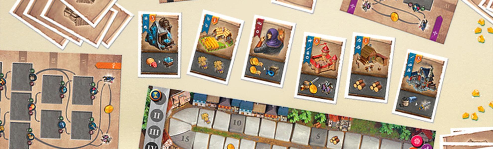 Artificium Board Game