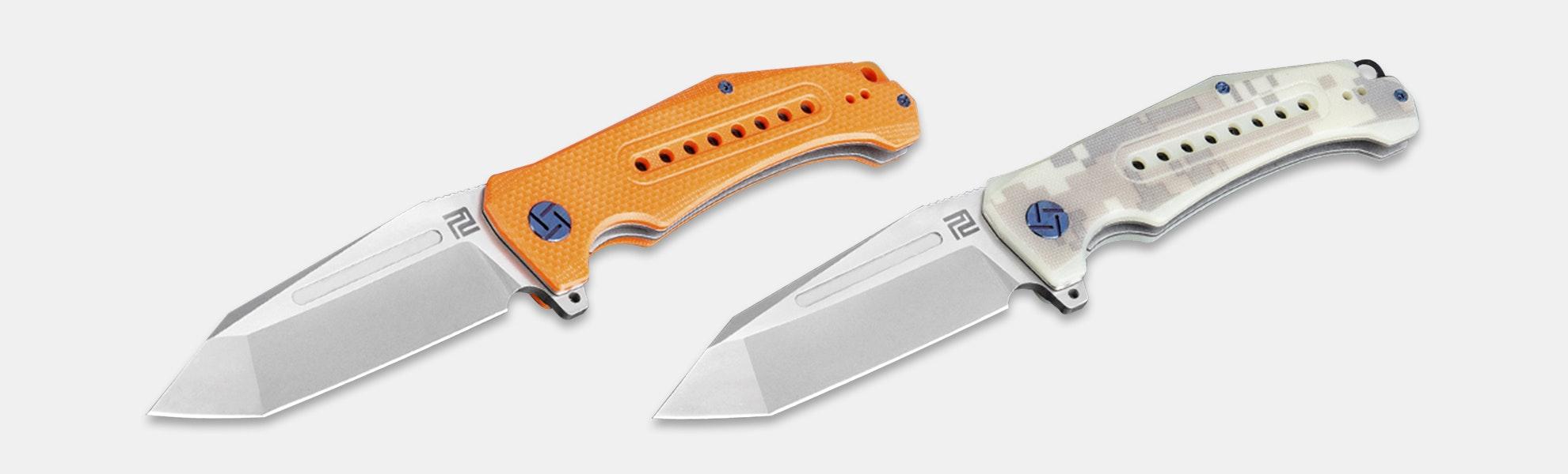 Artisan Cutlery Jungle Folding Knife