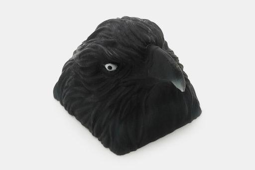 The Eye Key Eagle Artisan Keycap