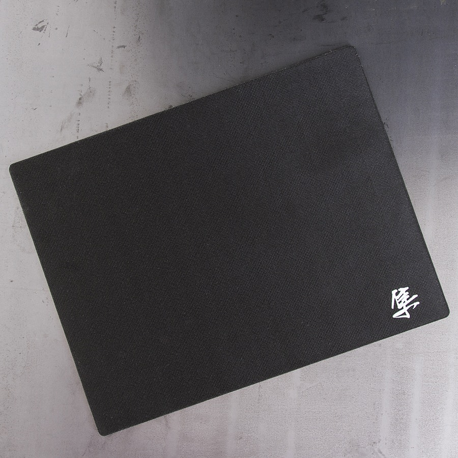 Artisan Hayabusa Bright Black Mouse Pad