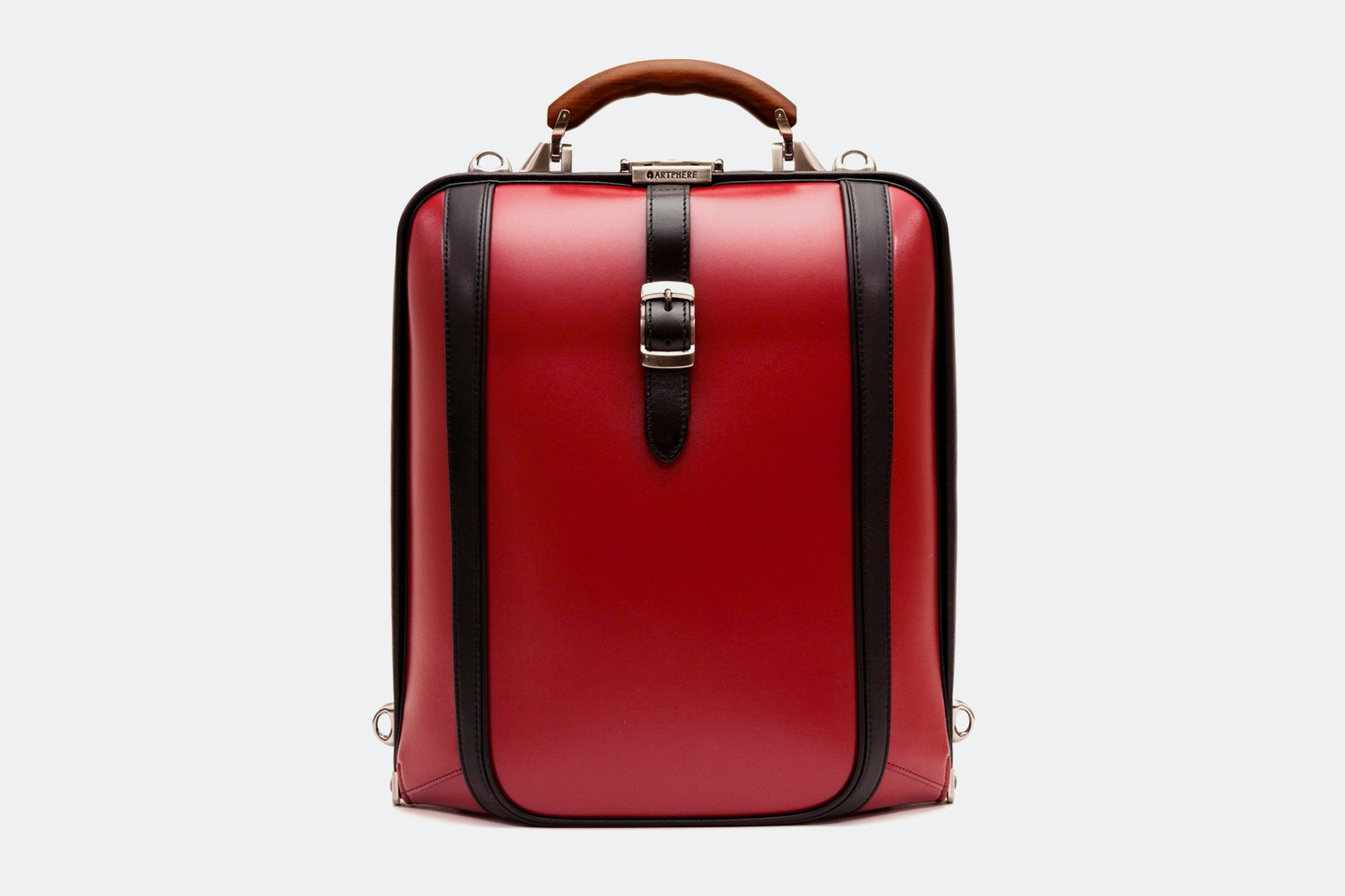 Dulles Touch Backpack – Red