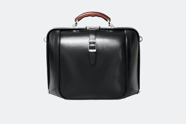 Large Briefcase – Black (+ $10)