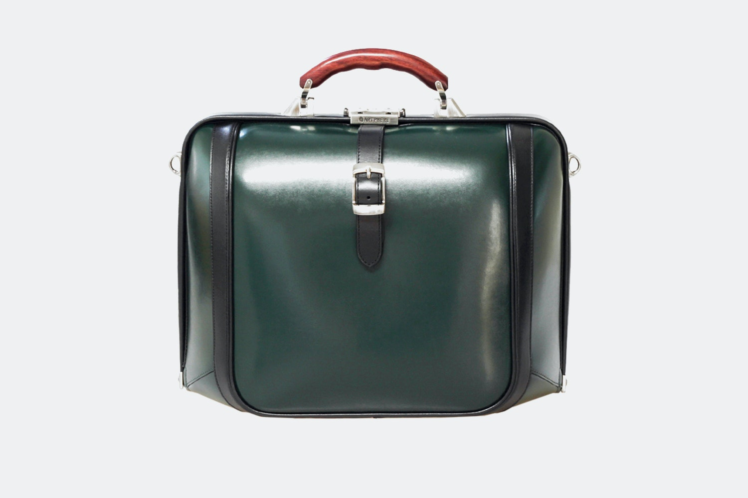 Large Briefcase – Green (+ $10)