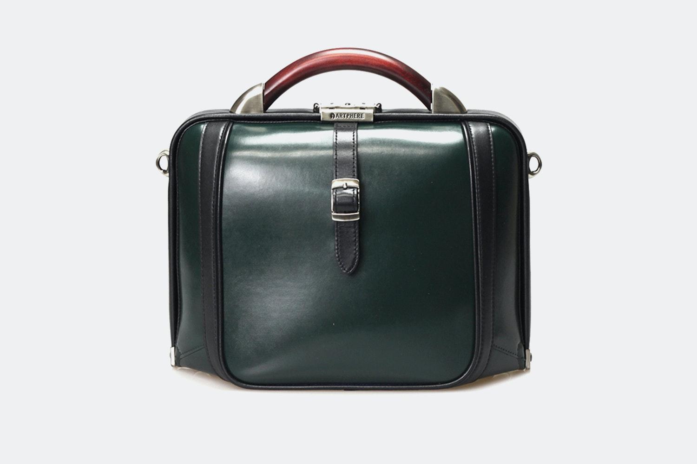 Briefcase – Green (- $20)