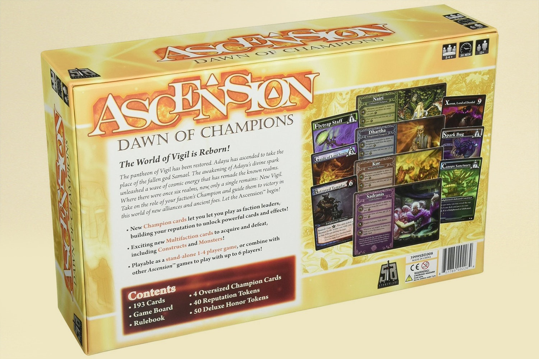 Ascension Bundle