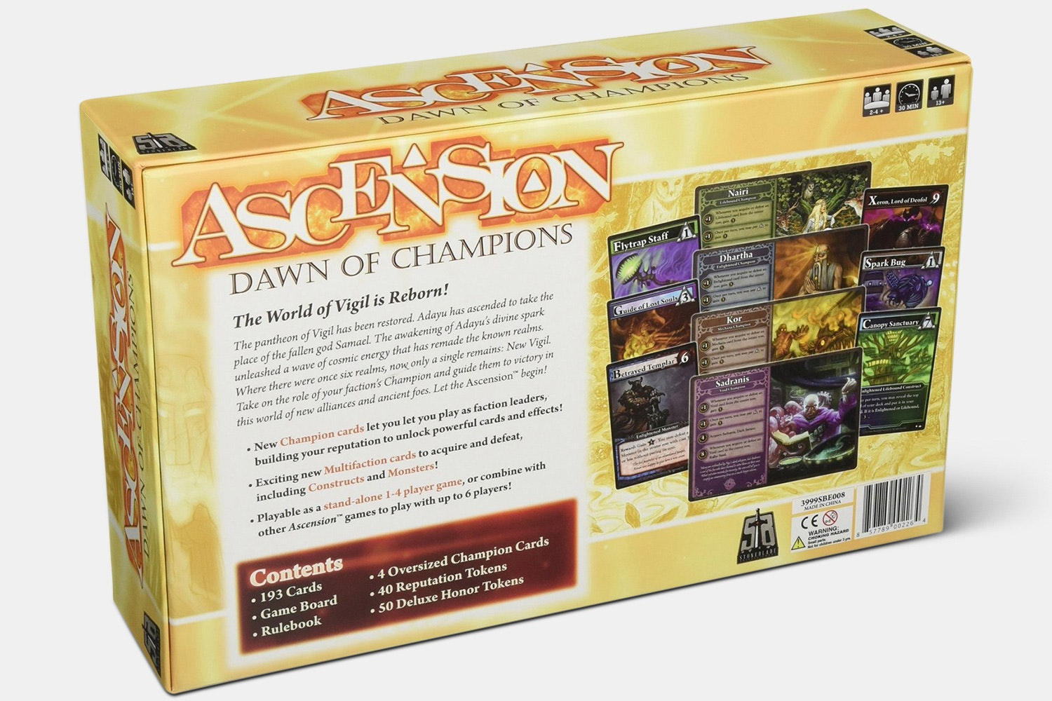Ascension Bundle