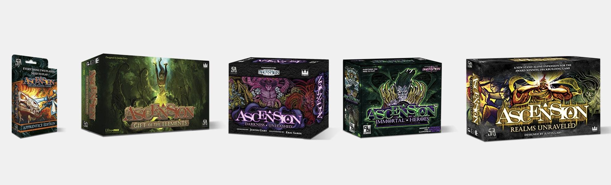 Ascension Expansions Bundle