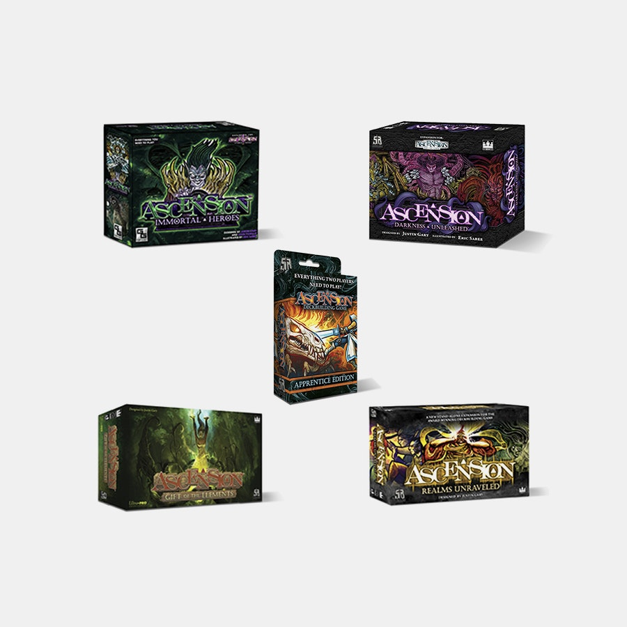 Ascension Expansions Bundle