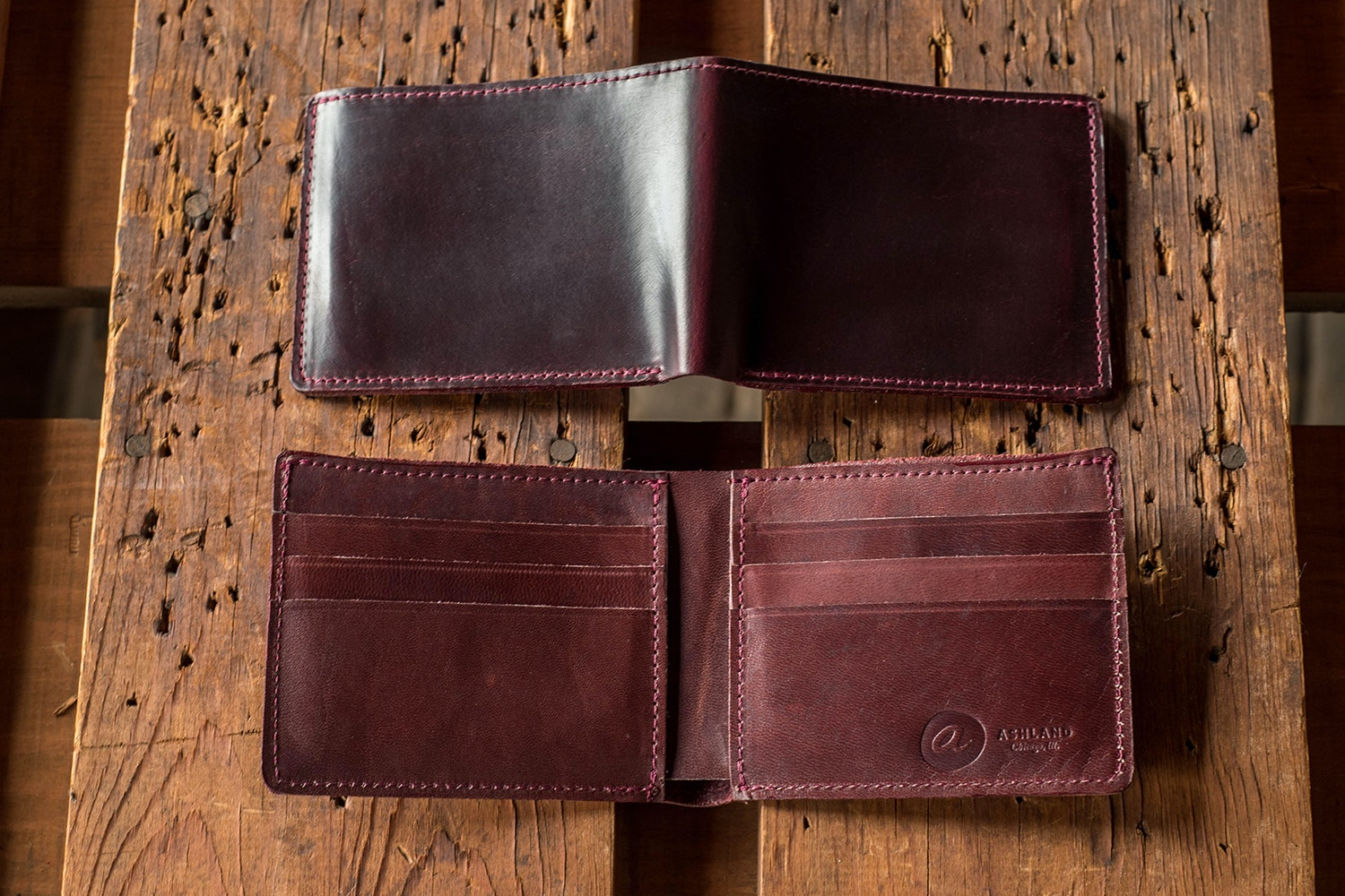 Horween Chromexcel, Color #8