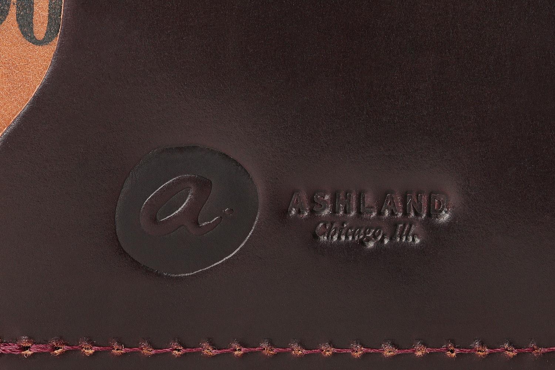 "Ashland Leather Louis ""Little New York"" Wallet"