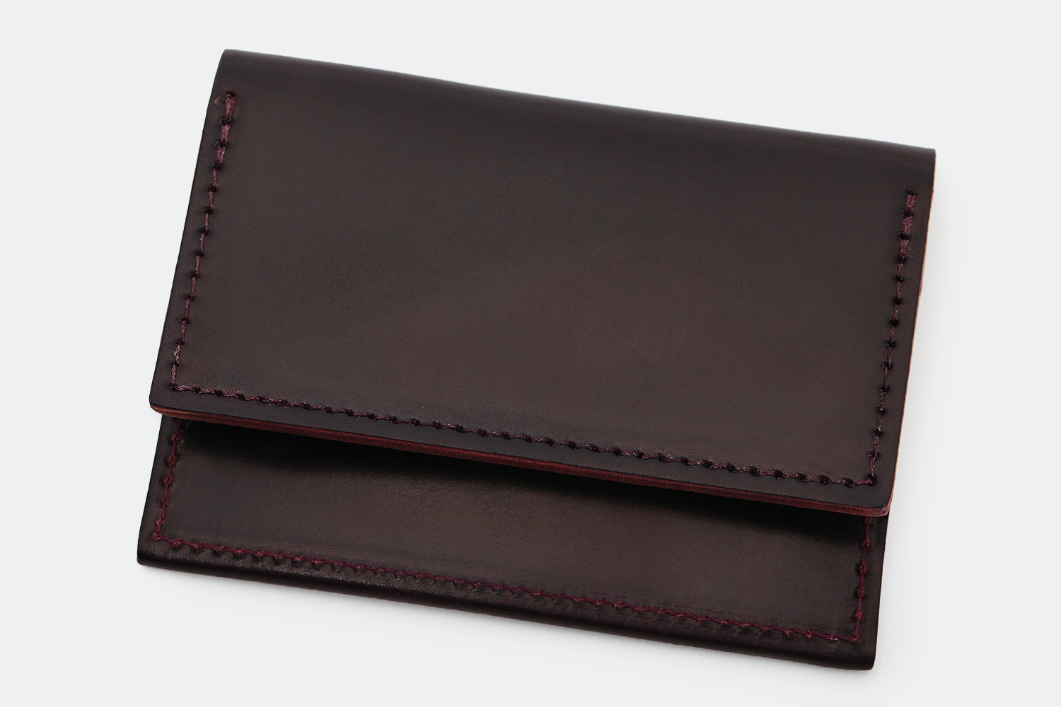 "Ashland Leather Louis ""Little New York"" Wallet"