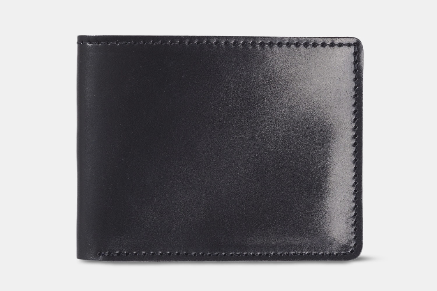 Ashland Leather Shell Cordovan Bifold Wallet