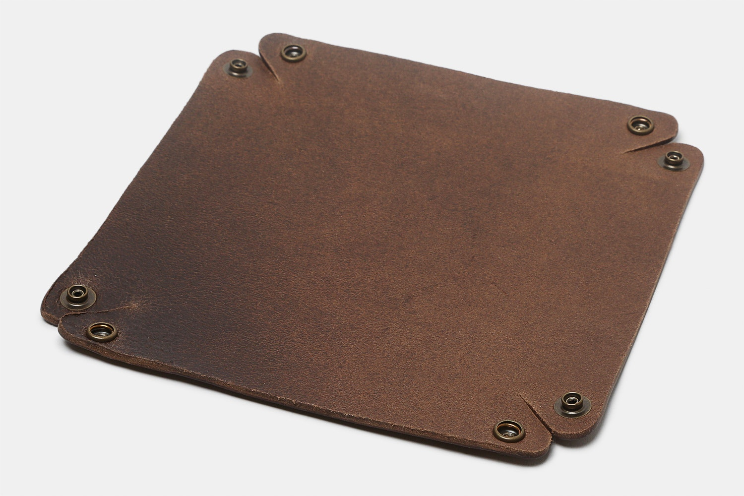 Ashland Leather Valet Tray