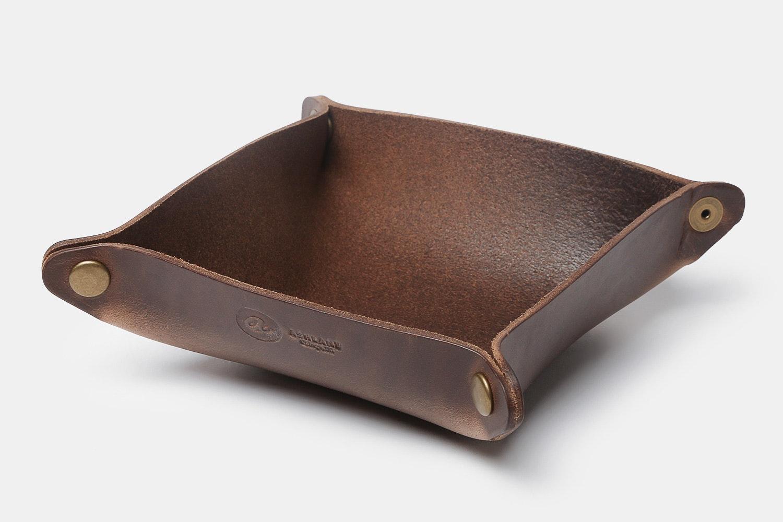 Ashland Leather Valet Tray
