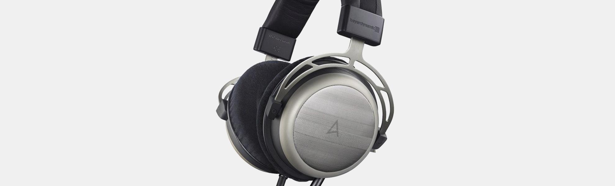 Astell&Kern Beyerdynamic AK T1p Headphones