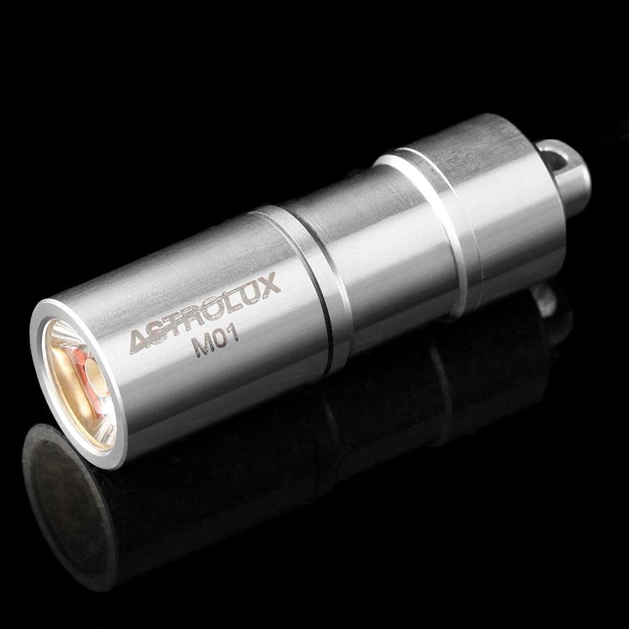 Astrolux M01 Mini Keychain Flashlight