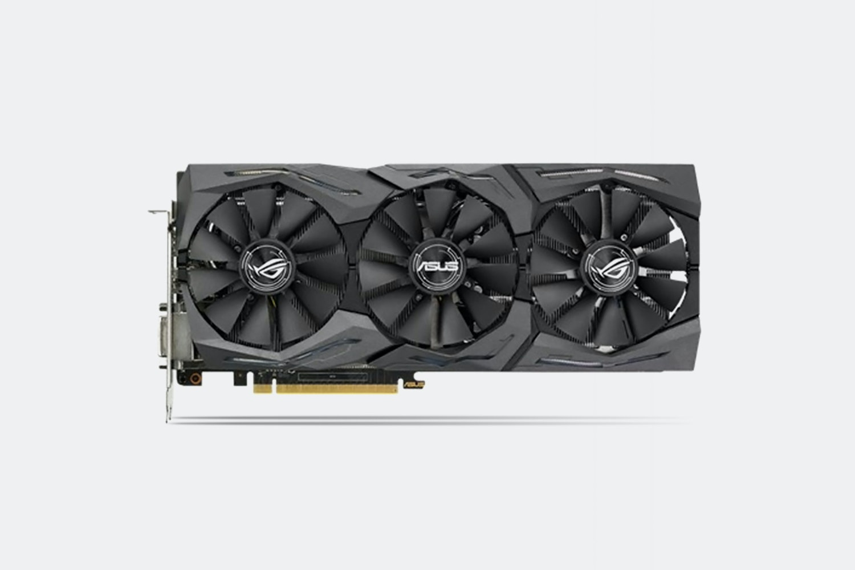 ASUS ROG GeForce Strix GTX 1080 8G Graphics Cards
