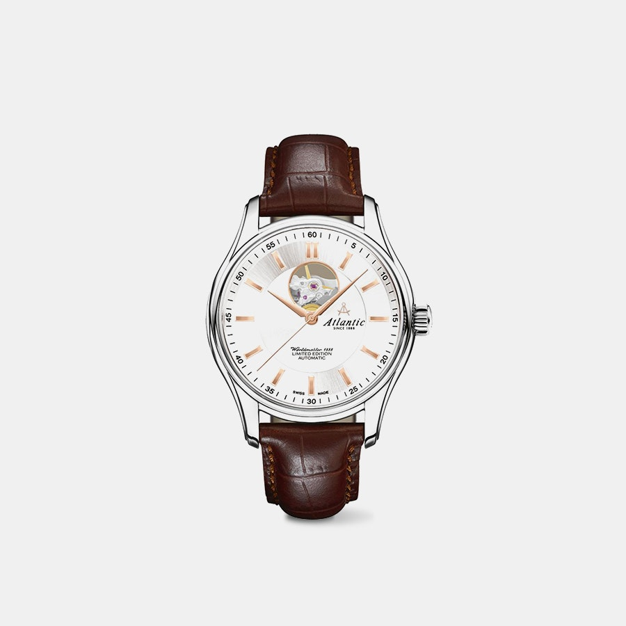 Atlantic Worldmaster Lusso Automatic Watch