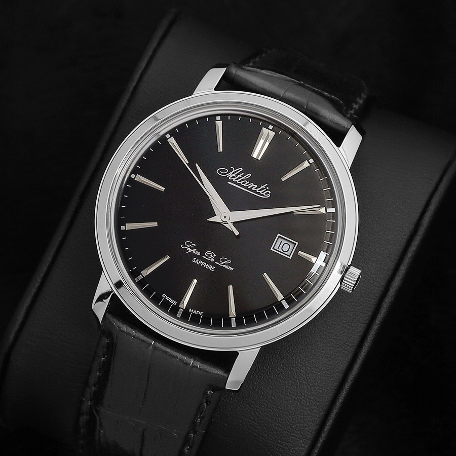 Atlantic Super De Luxe Watch