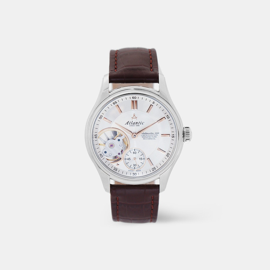 Atlantic Worldmaster 1888 Lusso Mechanical Watch