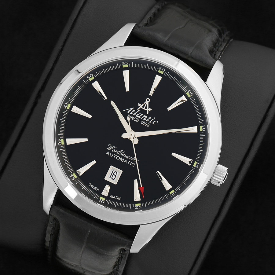 Atlantic Worldmaster 2 Automatic Watch