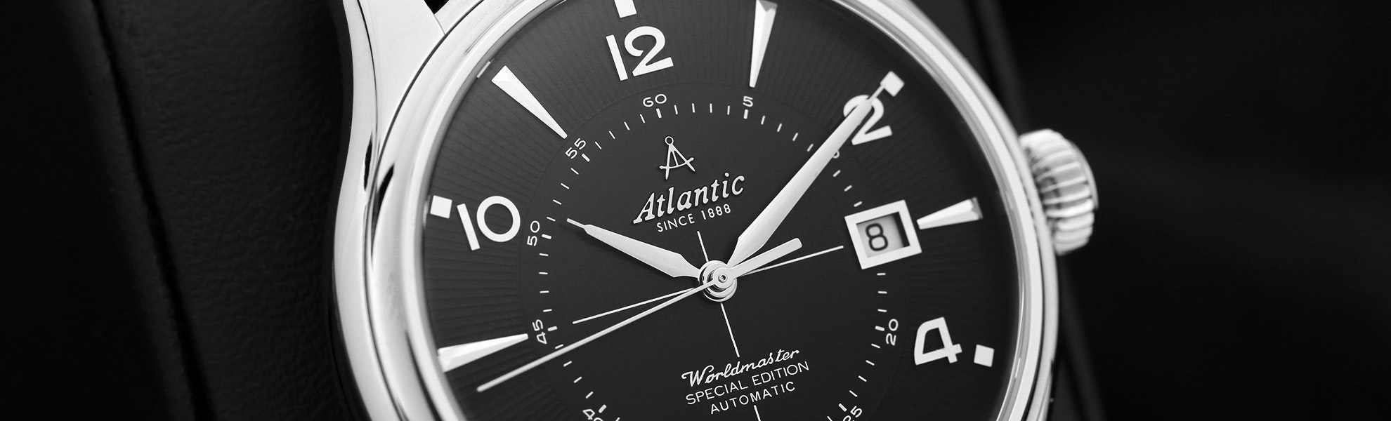 Atlantic Worldmaster 1888 Automatic